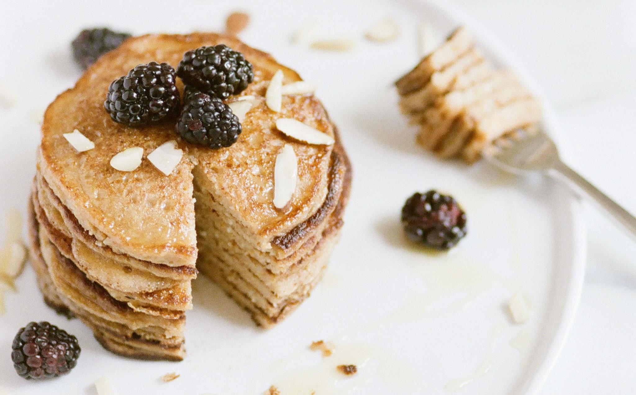 Einkorn Pancakes